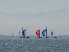 RC44 Championship Tour am Gardasee
